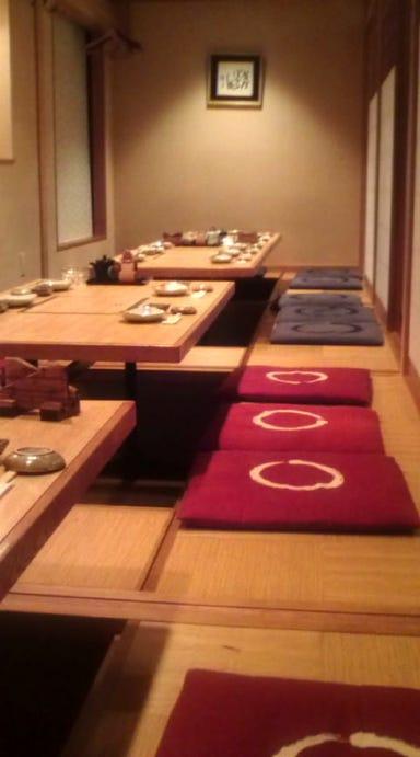 個室×てっちり鍋 北浜 すし吉  店内の画像