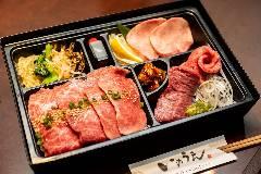 【渋谷店限定】特上5種盛り弁当