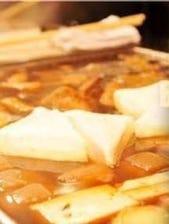 純関東炊きおでんと手作り料理。