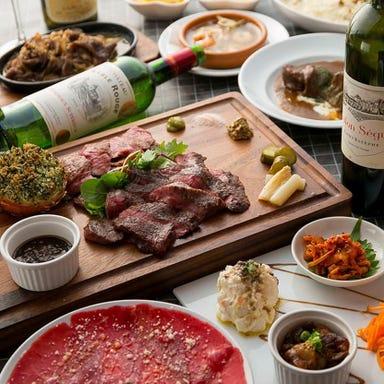 近江牛ステーキとがぶ飲みワイン 肉バルモダンミール 大津店 こだわりの画像