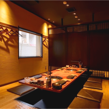 牛や 榮太郎 武蔵店  店内の画像