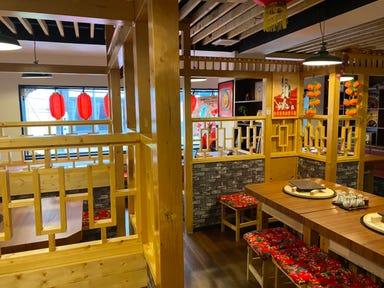鉄鍋屯 関内  店内の画像