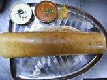 南インドの一番有名な料理