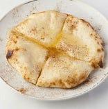 ハニーシナモンチーズナン