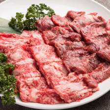 焼肉 金海盛 (4皿分)