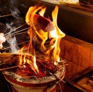 当店人気ナンバーワン 鰹の藁焼き