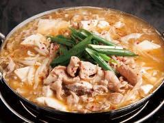 富山県産豚使用 鍋用味付豚もつ