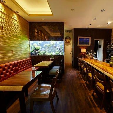 隠れ家イタリアン AQUARIUM CAFE Affinity 海老名 店内の画像