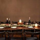 ◆プライべ―ト空間なので、企業の新年会や懇親会にも最適です◎