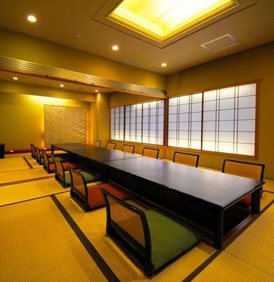 沼津リバーサイドホテル 日本料理 かの川  店内の画像