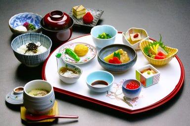 沼津リバーサイドホテル 日本料理 かの川  コースの画像