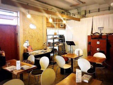 自然食堂 こひつじや byハレルヤカフェ 店内の画像