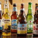 世界各国の多彩なビールは9種類!