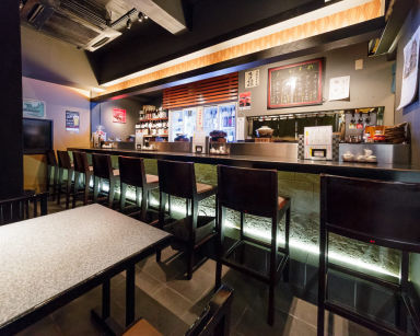 蕎麦居酒屋 西九条 樹楽  店内の画像