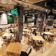 渋谷 Leaf Garden Cafe【リーフガーデンカフェ】