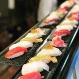 新鮮な鮮魚を店主が目利きして調理致します♪
