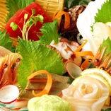 漁港直送の鮮魚【国産】