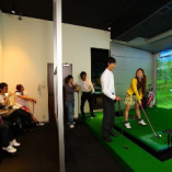 ★ゴルフ個室  接待やゴルコンに最適!
