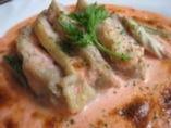 地鶏料理(菜彩鶏) ※コク・風味・弾力の非常に高い岩手県産地鶏です