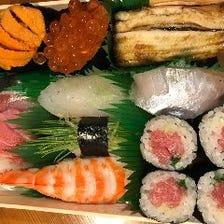 テイクアウト寿司