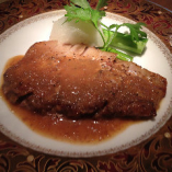 北海道産 十勝野豚ロースのソテー