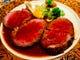 北海道産牛フィレ肉のローストビーフ。+500円でトリュフも!!