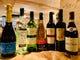 北海道ワインもグラスとボトルでもご用意しております