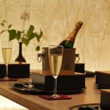 和食と相性が良い厳選日本酒をご堪能