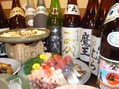 花くるま 地酒飲み放題と日本酒専門店