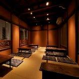 【2階】会社宴会に最適な座敷席フロア貸切(15~25名様)