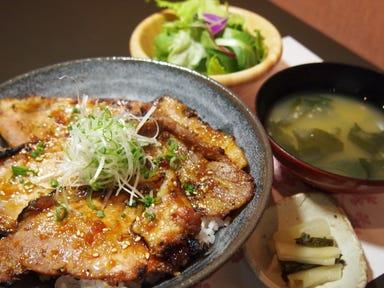 和食と豚みそ丼 ちんばた  こだわりの画像