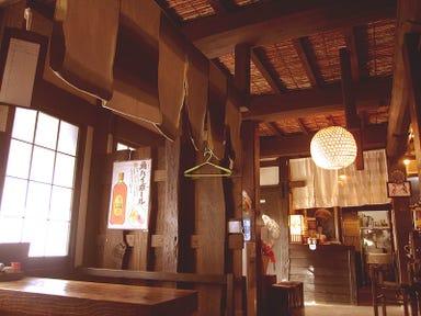 和食と豚みそ丼 ちんばた  店内の画像