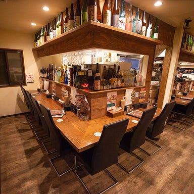 炭焼き居酒屋ALII's  店内の画像