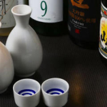 【ドリンク】 厳選仕入れの日本酒や種類豊富な焼酎をぜひ