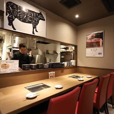 近江牛焼肉 ひゃくいちや  店内の画像