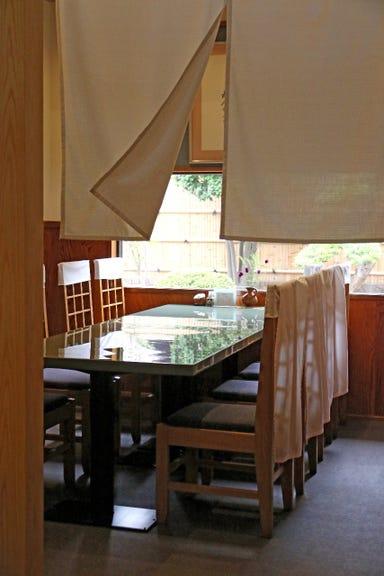 京料理 真砂家  店内の画像