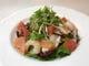 海の幸とグレープフルーツのサラダ