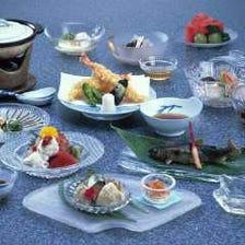 【期間限定】京都ならではの夏の味覚を堪能『納涼会席コース(全10品)』