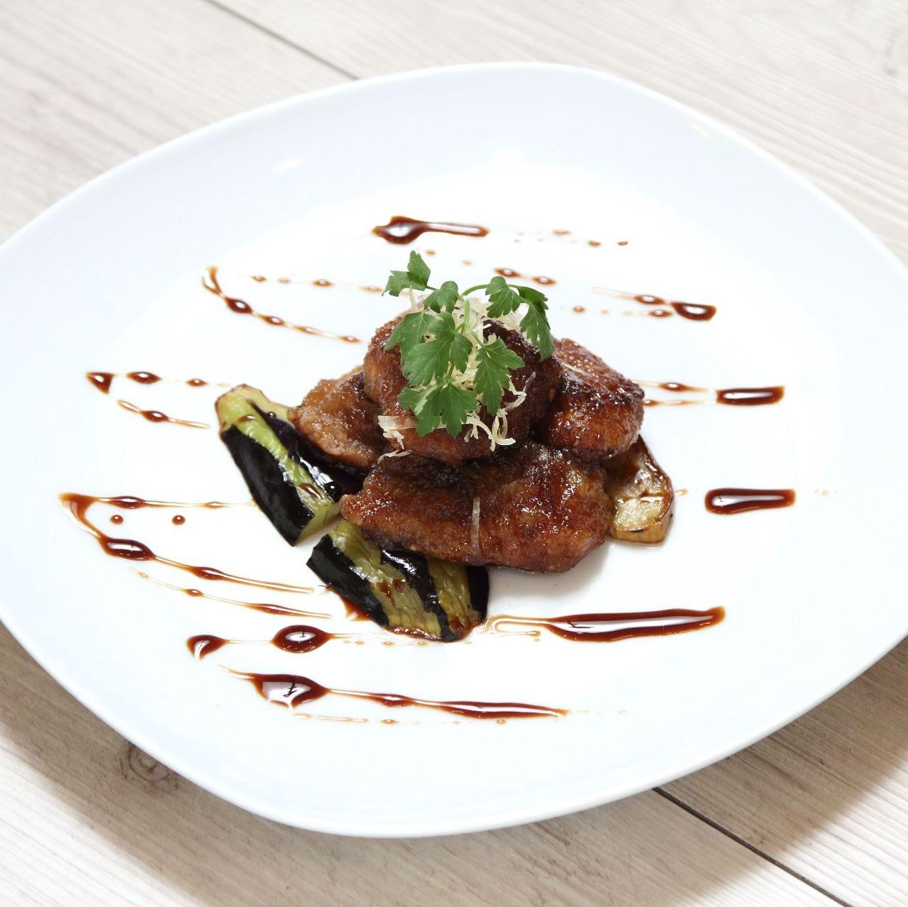 和食の粋を超えた創作料理