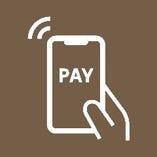 ◆お会計時はキャッシュトレーを利用し接触感染防止に努めています スマホ決済PayPayご利用可能です