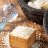 とにかくおいしいお米を食べてほしいとの思いで全国から厳選!