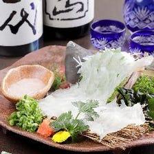 珠玉の日本酒と本場・薩摩の本格焼酎