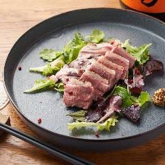鴨肉と日本酒 かも蔵