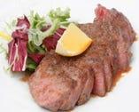 【こだわり料理】 北海道魚介&特選牛・ラムの炭火焼など充実!