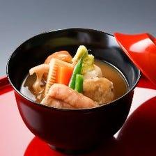 金沢の郷土料理「治部煮」