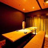【4F 横笛(よこぶえ)】竹林をイメージした和空間(4~10名様用個室)