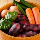 <新鮮野菜> 京阪神の生産者さんから届く採れたて野菜☆