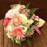 【歓送迎会】10名様以上でコースご予約のお客様に花束プレゼント!!※写真はイメージです!