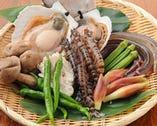 匠の目利きで厳選吟味した季節の食材を味わう贅沢。
