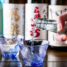 味噌料理と楽しむ全国各地の美酒銘酒